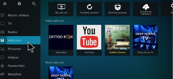 cCloud TV Kodi IPTV addon install guide and review