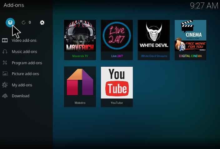 Ultimate IPTV Kodi Addon installation guide - Best IPTV Kodi